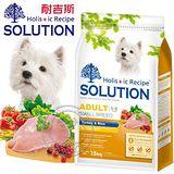耐吉斯《成犬/火雞肉+田園蔬果》飼料-3kg
