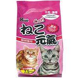 《流浪貓捐贈》KW吉祥貓系列貓飼料-7.5kg*2包