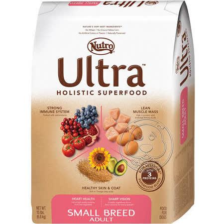 美士Nutro 大地極品《小型成犬優質配方》飼料 4lb|2.04kg