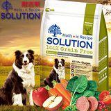 耐吉斯 無穀食譜《成幼犬│紐西蘭鹿肉》低敏柔膚配方3lbs/1.36kg送營養品