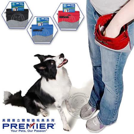 美國普立爾PREMIER《運動風訓練零食袋》藍 / 黑 / 紅