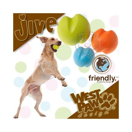 【開箱心得分享】gohappy美國West Paw Design《Jive 球》2.6吋 耐咬拉扯浮水玩具好嗎百貨 公司