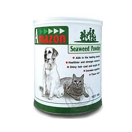 愛美康Amazon天然犬/貓海藻營養粉(200g)送零食小包