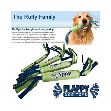 【私心大推】gohappy快樂購美國FLAPPY《RUFFY 蘋果綠 L》超強耐咬的織布玩具 DT-10228效果如何快樂 購 卡