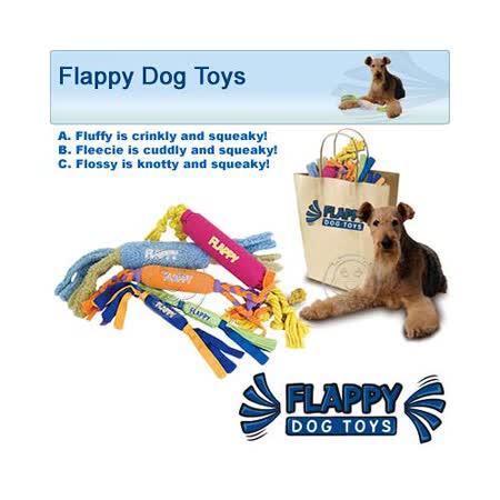 【好物推薦】gohappy 購物網美國FLAPPY《玩耍專家系列》有助潔牙的耐咬玩具 - M評價如何愛 買 官網