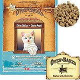 烘焙客Oven-Baked《雞肉口味》幼貓配方 5磅/2.3kg 送試吃包