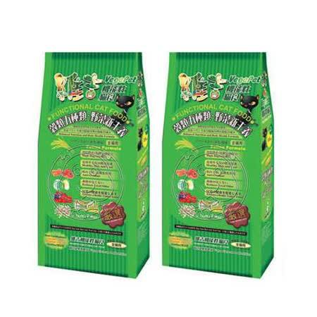 台灣維吉貓用機能性蔬果素貓食4.5kg素燻肉、起司
