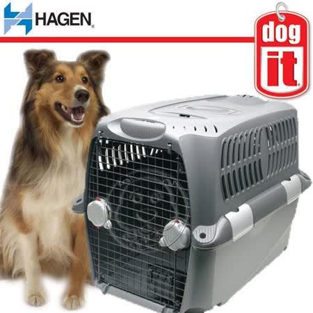 【好物推薦】gohappy 購物網HAGEN 赫根 《環遊愛犬運輸籠 - XL》76740 符合國際運輸標準去哪買桃園 統領 百貨 公司