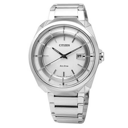【CITIZEN】時尚風格光動能腕錶 AW1010-57B