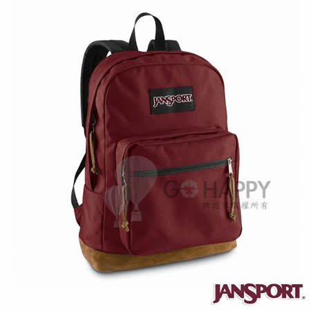 Jansport 31L經典校園後背包(聖誕紅)