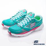 SKECHERS (女) 跑步系列GOrun RIDE 3-13910AQPK
