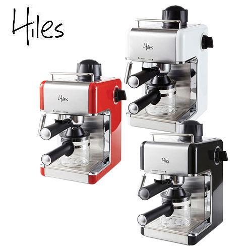 Hiles 皇家系列義式高壓蒸氣咖啡機 HE-307