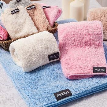 MORINO超細纖維素色方巾