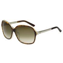 GUCCI-簡約百搭 太陽眼鏡(琥珀色)