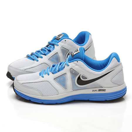 NIKE男款DUAL FUSION LITE路跑運動鞋642821007