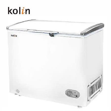 Kolin歌林 155L臥式冷凍冰櫃KR-EL115F01(W)