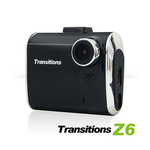 全視線Z6 新一代國民機 行車記錄器 電池1080P 超夜視行車紀錄器(霧黑)(送16G TF卡)
