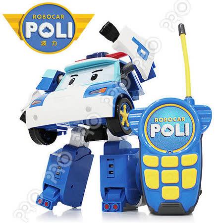 【POLI 變形車系列】變形遙控波力 RB83185