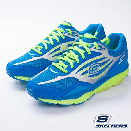 SKECHERS (男) 跑步系列 Skechers Pro-Resistance- 999636BLLM