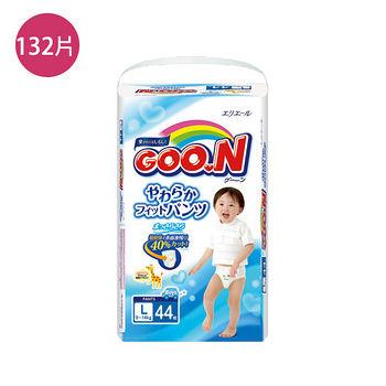 日本大王境內版紙尿褲 L*132片(箱)(男生)