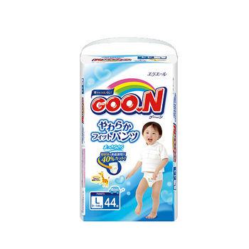 日本大王境內版紙尿褲 L*44片(男生)