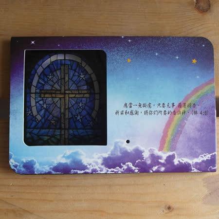 iRecki 聲光錄音卡片 - 十字架