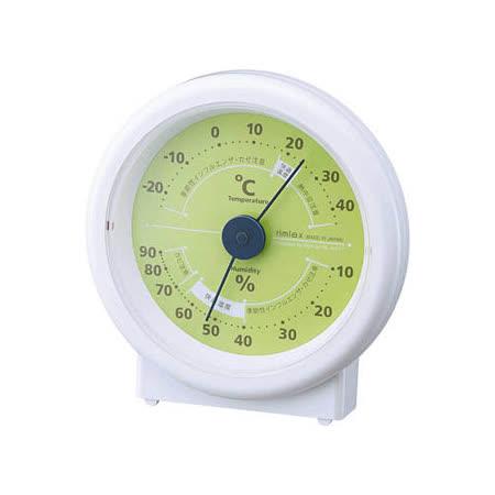 日本Becky精巧指針式溫濕度計
