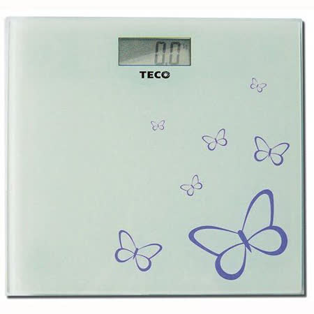 TECO 東元電子體重計 XYFWT381