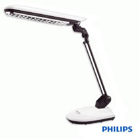PHILIPS飛利浦 極光防眩光檯燈 FTN629(白)