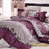 【BEDDING】名門望族 100%棉雙人涼被床包組