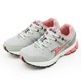 女【ARNOR】慢跑鞋--Training--灰粉紅--26713