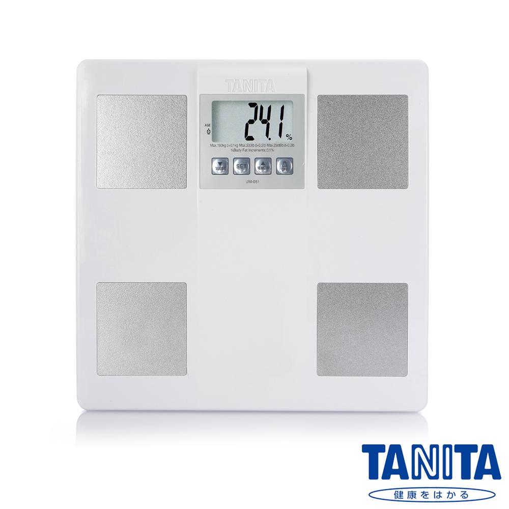 日本TANITA體脂計UM-05買 客1珍珠白