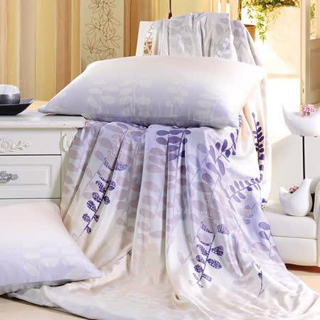 【Betrise花姿俏影】頂級100%天絲TENCEL涼被5X6.5尺(加碼贈天絲對枕套)