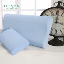 【DUYAN竹漾】加大型竹炭健康記憶枕+竹炭午安枕