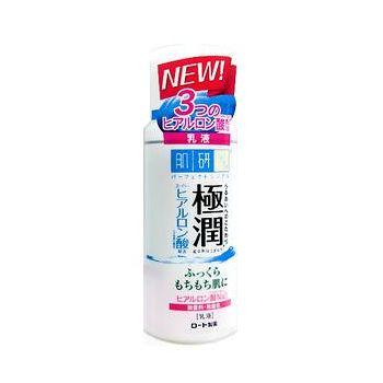 ROHTO 肌研 玻尿酸 保濕乳液140ml 「新包裝」