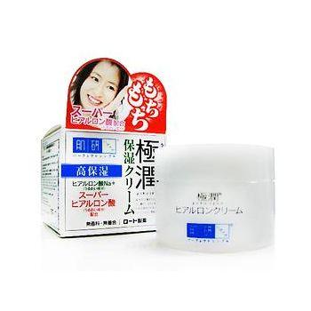 ROHTO 肌研 玻尿酸 超保濕乳霜50g 「新包裝」