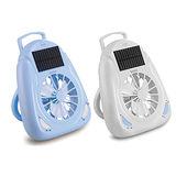 【Kolin歌林】太陽能環保風扇KF-R702SU ~兩色可選