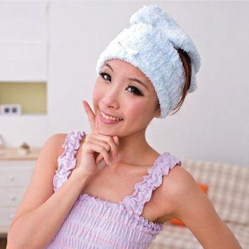 MORINO摩力諾 超細纖維髮帶擦髮巾 (40~76cm)