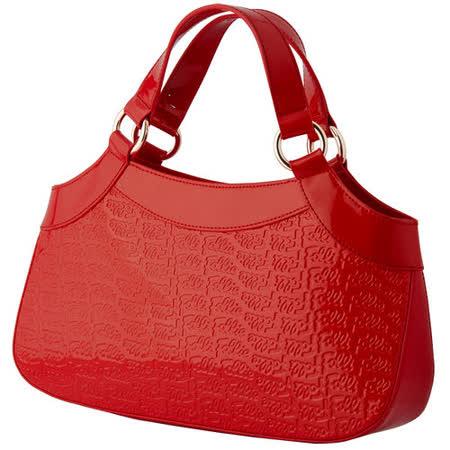 【開箱心得分享】gohappy線上購物Folli Follie 經典晚宴手提包(紅)價格台中 遠 百