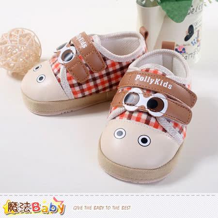 (購物車)魔法Baby~寶寶鞋 百貨專櫃正品嬰幼兒外出鞋~sh4451