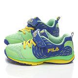 FILA義大利中大童輕量運動鞋J805O-639