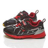 【Achilles瞬】足小童超輕量機能運動跑鞋ELJC9431