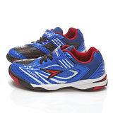 【Achilles瞬足】大童競速輕量運動跑鞋ESJJ9381