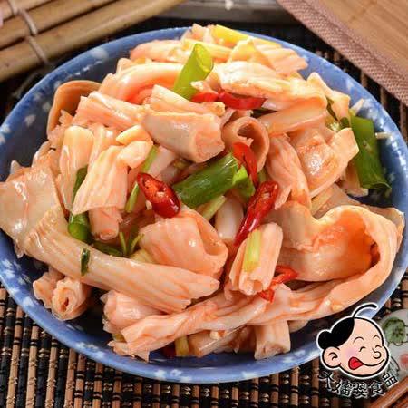 《大嬸婆》涼拌豬生腸 (200g/包)-任選