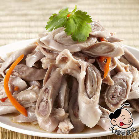 《大嬸婆》涼拌豬小管(200g/包)-任選
