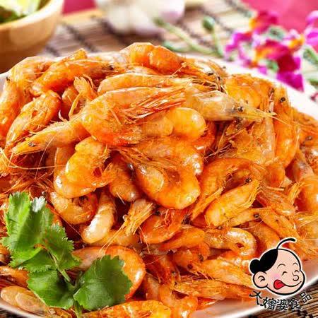 《大嬸婆》香酥溪蝦 (100g/包)-任選