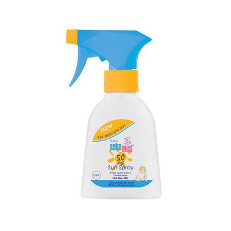 Sebamed施巴 嬰兒防曬保濕乳SPF50 200ml
