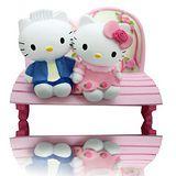 Hello Kitty KITTY|| chr(38)||丹尼爾情人椅 手機座