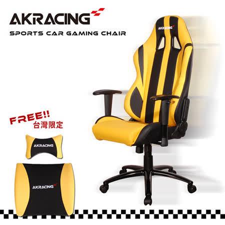 AKRACING超跑賽車椅-GT40 Bumblebee