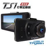 Trywin TS1 1080p Full HD 行車紀錄器+Marbella導航王 M3 5吋衛星導航機